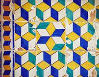 À altura do olhar - um olhar sobre o azulejo português