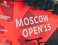 """Identity for shooting match """"Moscow Open'15"""""""
