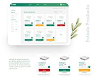 EmpaquesVida.com UX/UI (Aplicación Web)