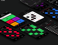 Scales: Music App Design