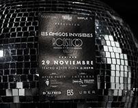 LOS AMIGOS INVISIBLES ACUSTIC LIVE BOGOTA