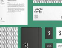 Archi Design – Identité visuelle