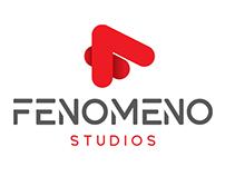Logotipo Fenomeno Studios