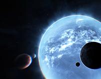 EXOPLANET - Live Visuals / Concept