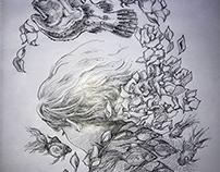 INKtober #27 (Climb) (2k18)
