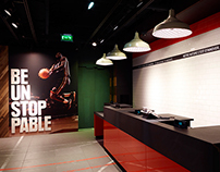 Nike, Paris