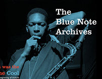 Blue Note Records Archive & History Website