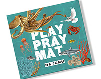 PLAY PRAY MAT design for infant baby