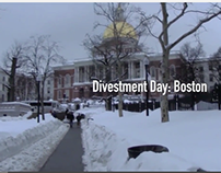 Divestment Day, Boston, 2015: Youth-Led Panel