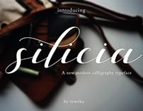 FREE Silicia Font