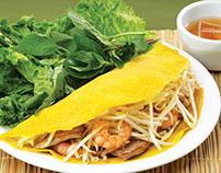 Liệt kê những món ăn không thể thiếu nước chấm trong ẩm