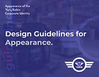 Yarış Kabin - Brand Guideline