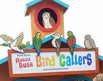 Aussie Bush Bird Callers