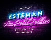 Esteman + LosPetitFellas