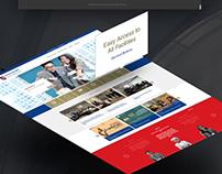 Podomoro University Web Design