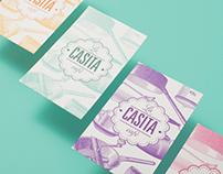 la casita café — corporate identity