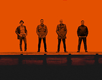 Sony Pictures: T2 Trainspotting Social Campaign