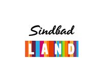 Sindbad Land | Rebrand