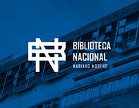 Rediseño Biblioteca Nacional