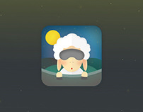 App icon / Sleep farm