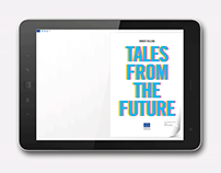 Tales From The Future Book Design