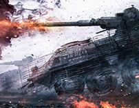 Armored Warfare - Stylized