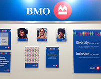 BMO Employee Diversity Campaign Posters