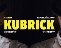 Kubrick video capsule for CCC Barcelona