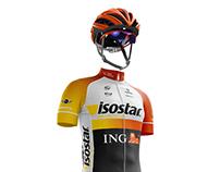 Pro Cycling Team Isostar ING