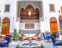 Riad Zamane Fès - Morocco