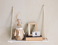 Hanging Rack by Kalih Studio