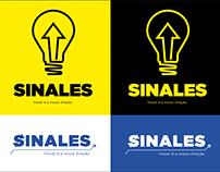Redesign de logo SINALES
