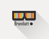 Brandiatt: Logo & Identity