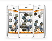New mobile design for pickahome.com