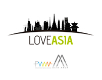 Logo and T-shirt ˝Love Asia˝ - FMWM