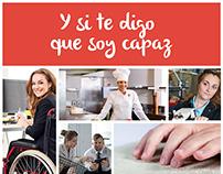 Empleo y Discapacidad 2015