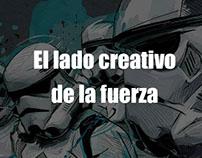 El lado creativo de la fuerza (HP)