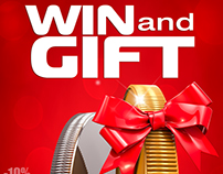 Gifts and Win