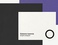 Galanis Ioannis - Personal Identity