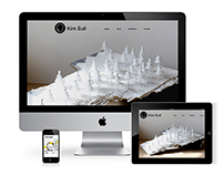 Kim Eull's Portfolio Website 2013