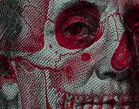 Blood Money Dust Jacket