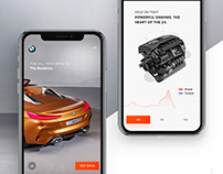 10 Marvellous BMW UI/UX Designs for Inspiration