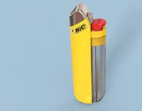 Merge [Ergonomic Lighter]