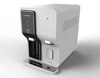 Coway water purifier CPI-280L(V2) rendering