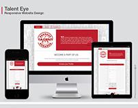 Talent Eye Website