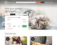 Adopt a Pet (Web)