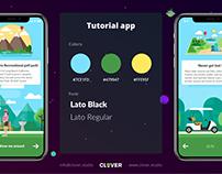 Tutorial app