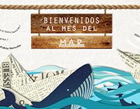 Mes del Mar - Galileo Libros