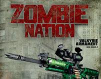 Zombie Nation 2012 magazine
