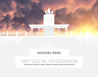 Central Park | 360° Digital Integration